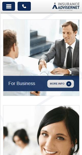 Insurance Advisernet Australia South East mobile 2