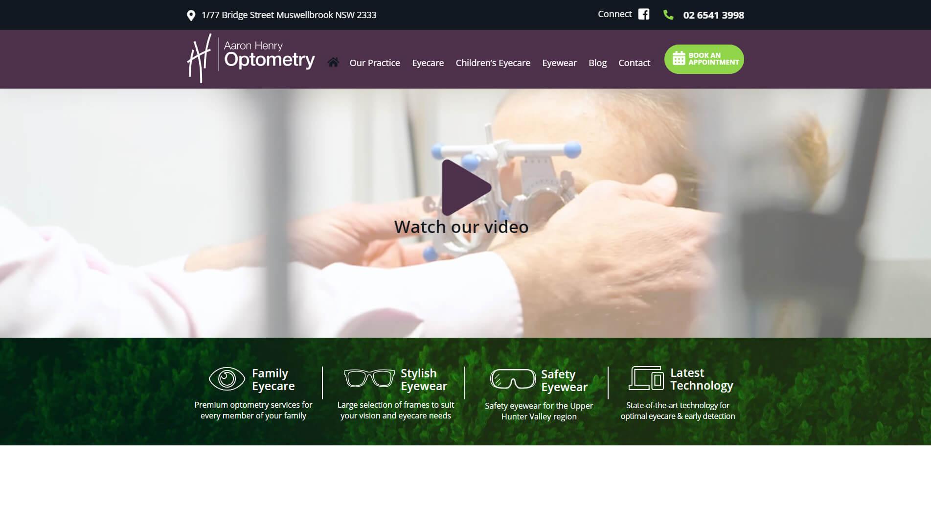 Aaron- Henry Optometry