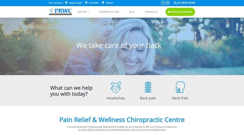 PRWC Chiropractic